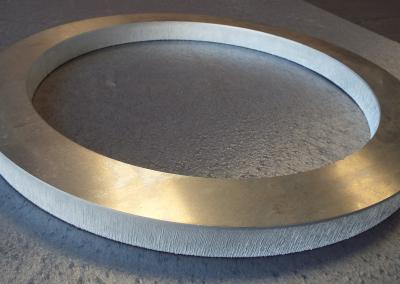 Laser Cut 30mm Aluminium