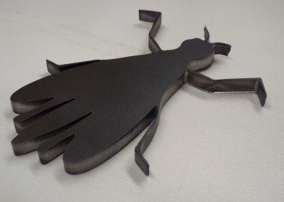 Mild Steel Bug Prototype