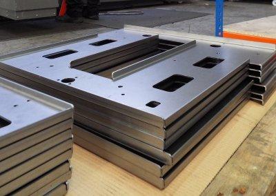 Folded Panels
