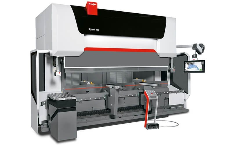 Press Brake Machinery & Capacity | Accurate Laser